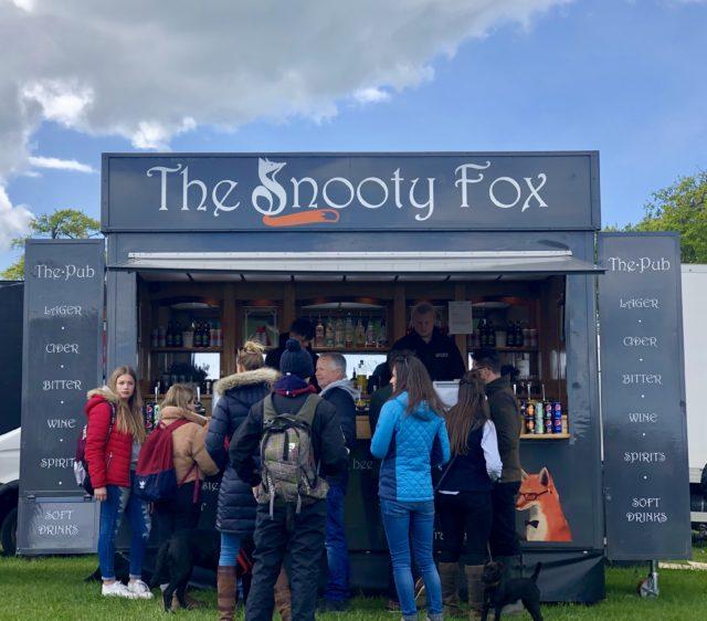 The Snooty Fox