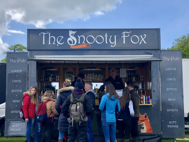 The Snooty Fox