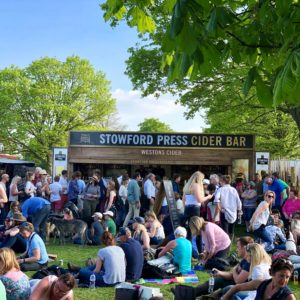 Stowford Press Cider Bar