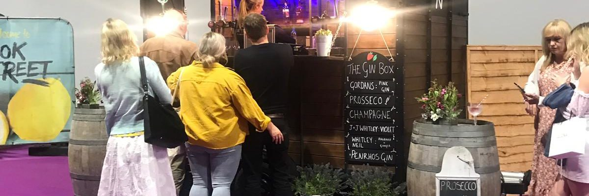 The Gin Box Bar