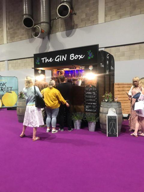 The Gin Box Bar