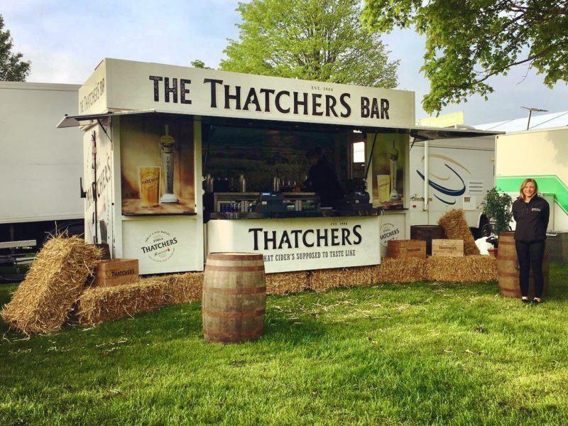 The Thatcher's Bar