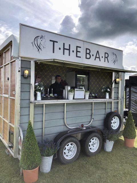 Horse Box Bar